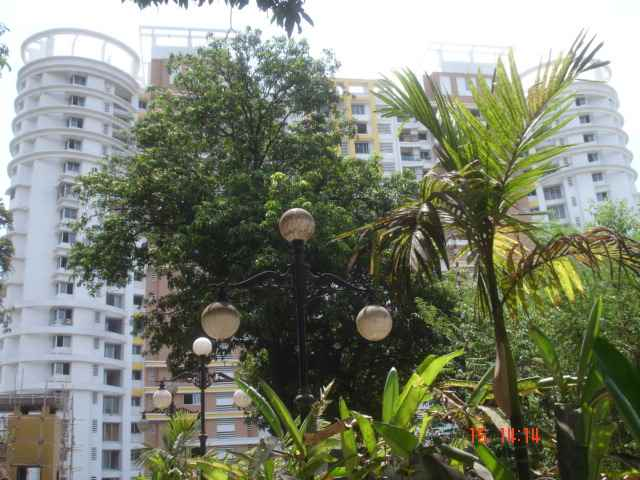 Flat for sale in Swastik Alps, Thane West