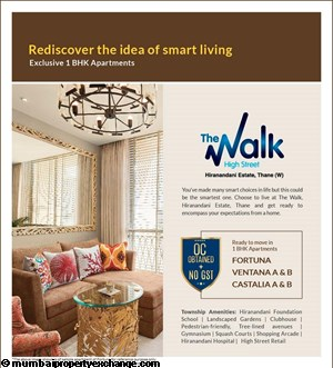 Hiranandani The Walk Castalia image