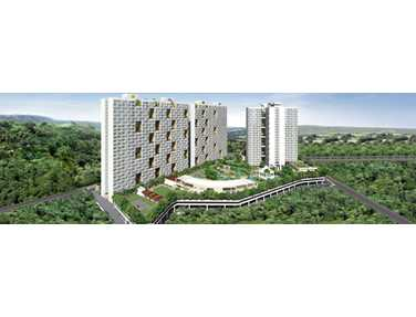 Flat for sale in Tropical Lagoon, Thane West