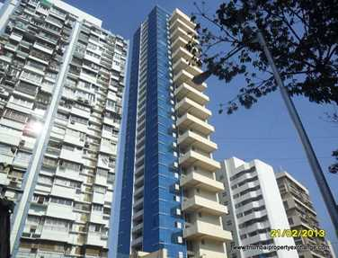 Flat on rent in Raheja Excelsior, Tardeo