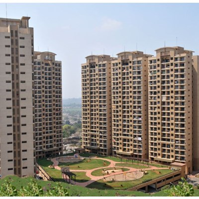 Flat on rent in Interface Heights, Malad West