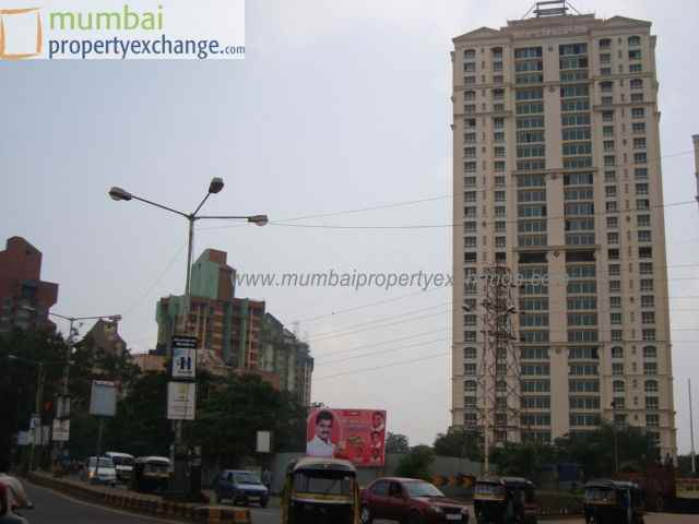 Flat for sale in Northside, Thane West