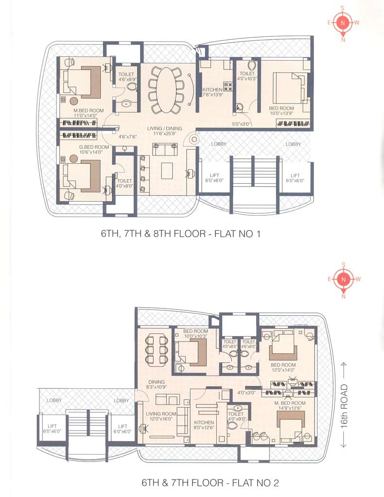 Jai Shankar Deep floor plan