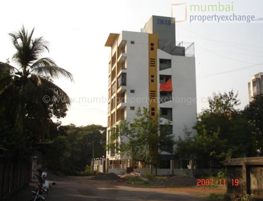 Flat on rent in Iris Apartment, Chembur