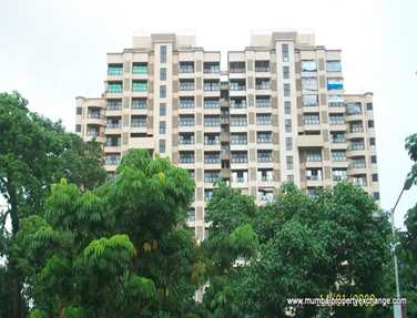 Flat on rent in Monarch Gardens, Sewri