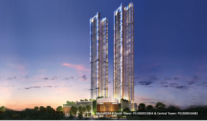 Piramal Mahalaxmi South Tower