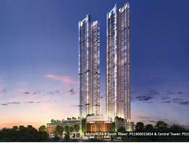 24805 Main - Piramal Mahalaxmi South Tower, Mahalaxmi