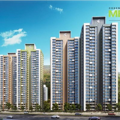 Wadhwa Wise City, New Panvel by The Wadhwa Group