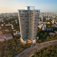 81 Aureate Bandra West by MJ Shah Group of Companies