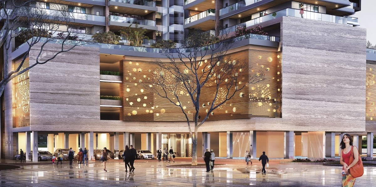 81 Aureate Project At Bandra West By Mj Shah Group Of Companies P51800010171