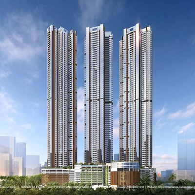 Piramal Mahalaxmi North Tower , Mahalaxmi by Piramal Realty