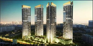 Auris Serenity  Tower 2 image