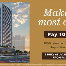 Oberoi Maxima Andheri East by Oberoi Realty Ltd