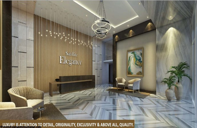Satellite Elegance Satellite Elegance Lobby