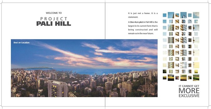 Pali Hill by Ahuja Constructions