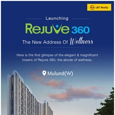 REJUVE 360 Mulund West by L and T Realty