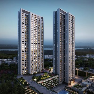 Piramal Vaikunth Cluster 3 T1, Thane West by Piramal Realty