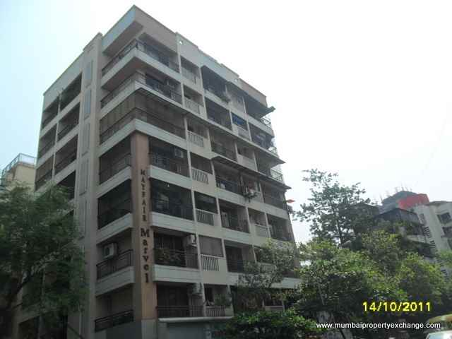 Flat for sale in Mayfair Marvel, Malad West