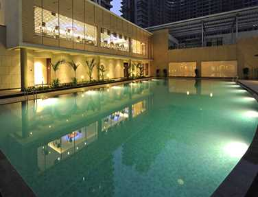 2631 Oth Swimming Pool - Kalpataru Aura, Ghatkopar West