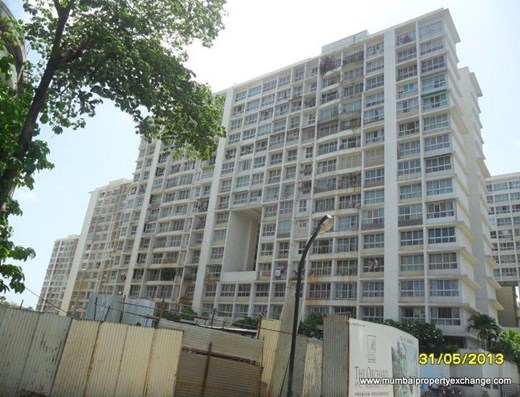 Flat for sale in The Orchard Residency, Ghatkopar West