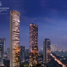 Four Seasons Private Residences Worli by Provenance Land