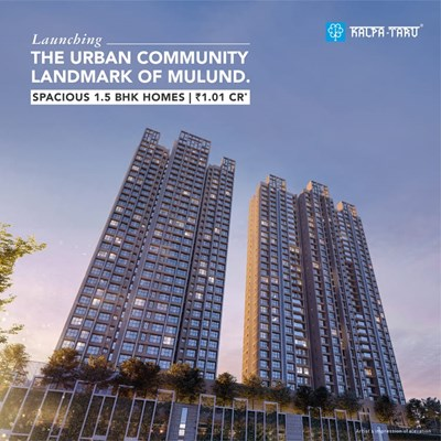 Kalpataru Elitus, Mulund West by Kalpataru Limited