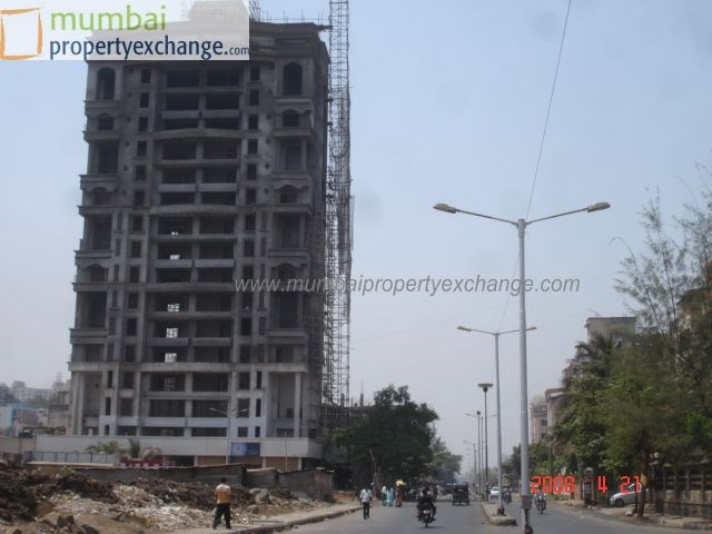Poonam Tower 21 April 2008