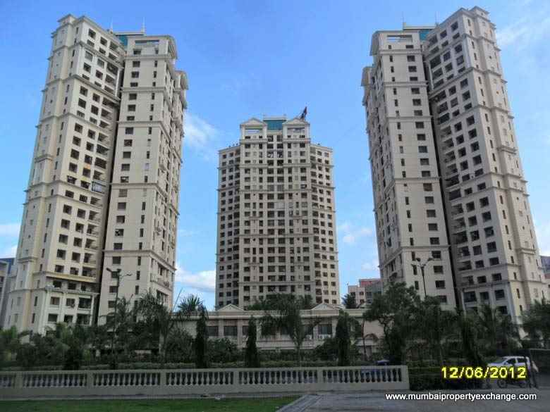 Flat on rent in Regency Towers, Thane West