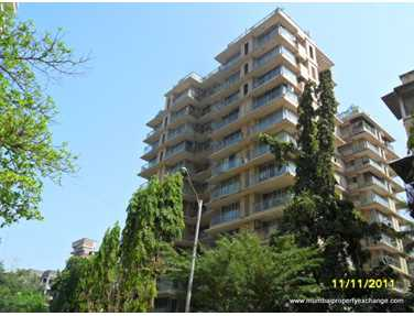 Flat on rent in Madhur Milan, Khar West