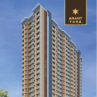 Anant - Tara, Kandivali West by Anant Enterprises