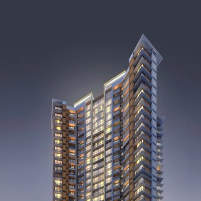 Transcon Triumph, Andheri West by Transcon Developers