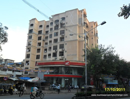 Flat for sale in Ronit Arcade, Kandivali West