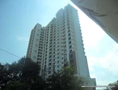Flat on rent in Clubbe Life, Borivali West
