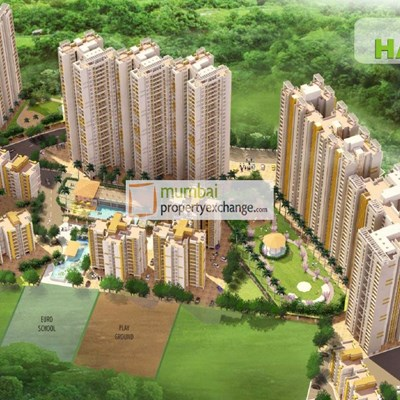 Flat for sale in Haware City, Thane West