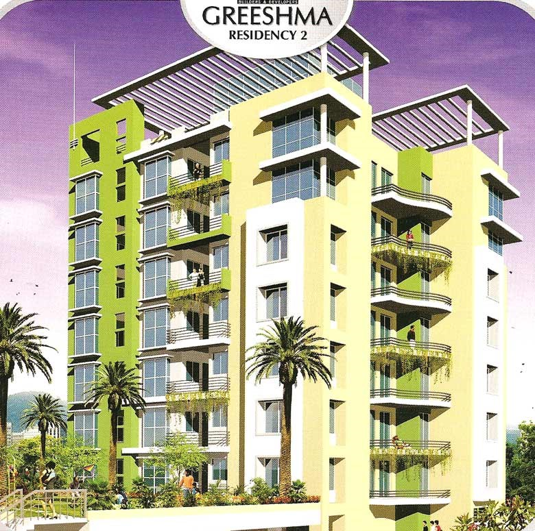 Greeshma, Thane West
