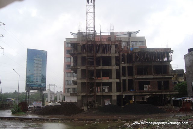 Shivthar Tower 2 July 2009