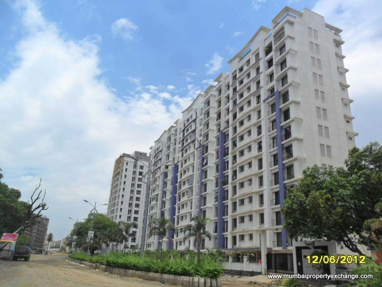 Platinum Lawn, Thane West