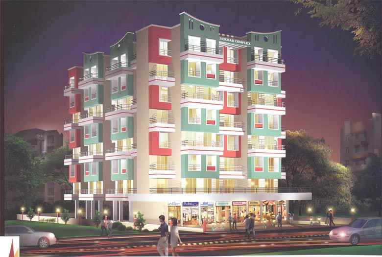 Flat for sale in Shikhar Complex, Kamothe