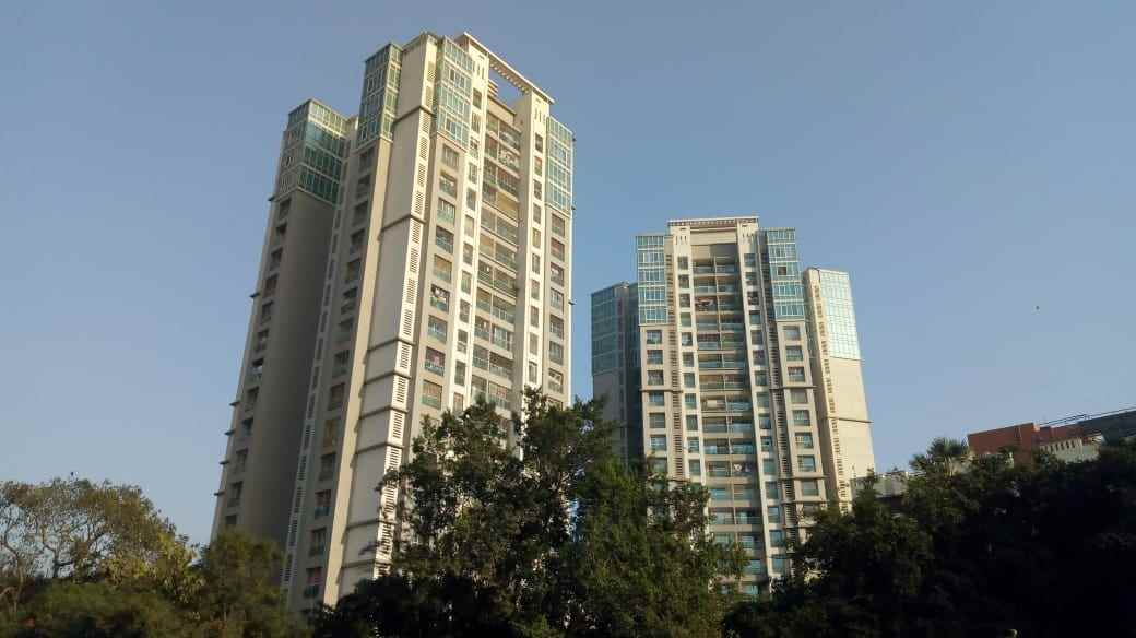 Flat on rent in Fountain Heights, Kandivali East