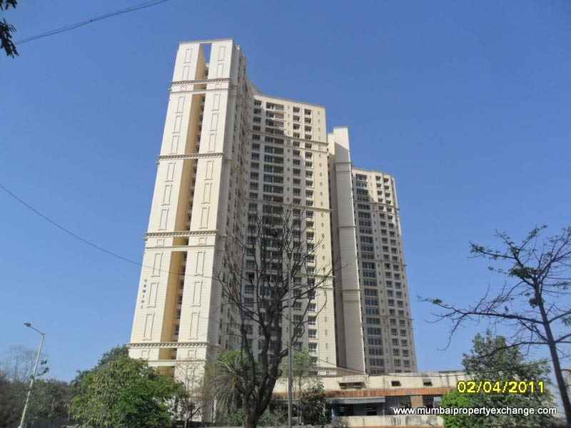Flat on rent in Gemini, Thane West