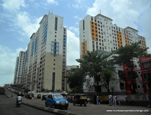 Flat on rent in Mantri Park, Goregaon East