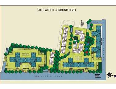 Flat for sale in MANTRI PARK, Goregaon East