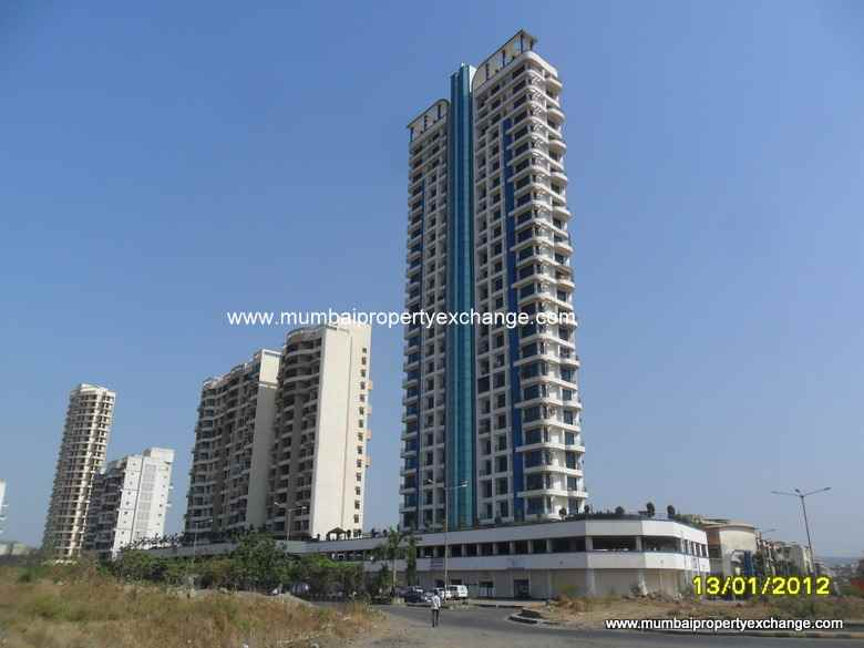 Flat for sale in Bhoomi Oscar, Ghansoli