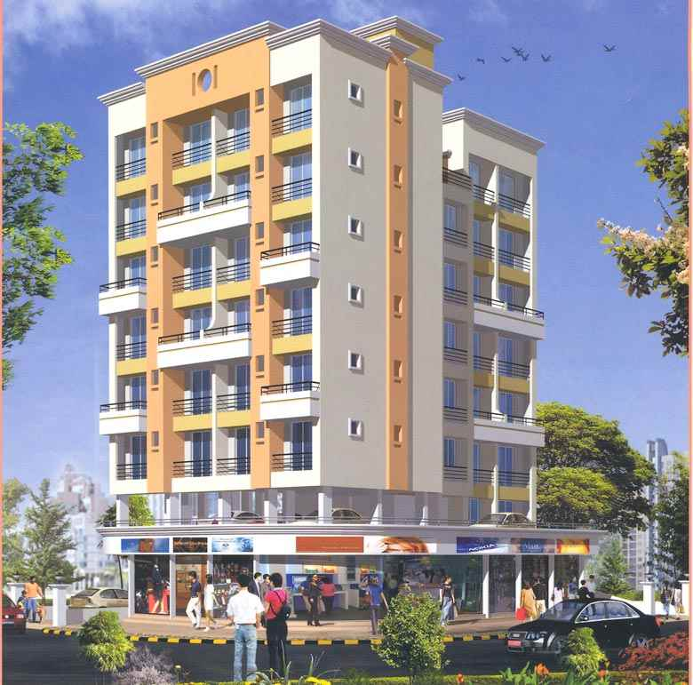 Flat for sale in Uma Darshan, Kamothe