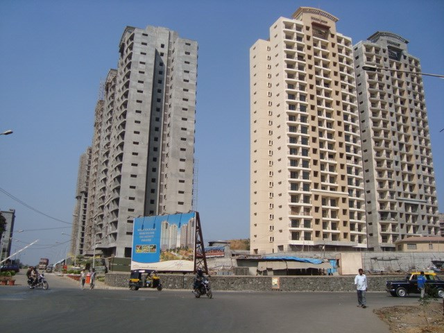 Raheja Heights 10 Jan 2009