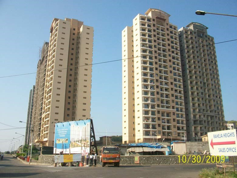 Raheja Heights 27 Oct 2009