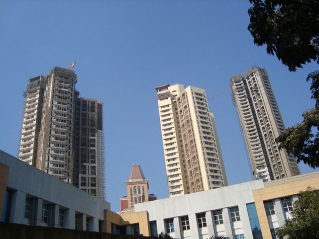 Ashok Towers, Parel