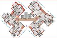3449 Oth Floor Plan I - Nakshatra, Thane West