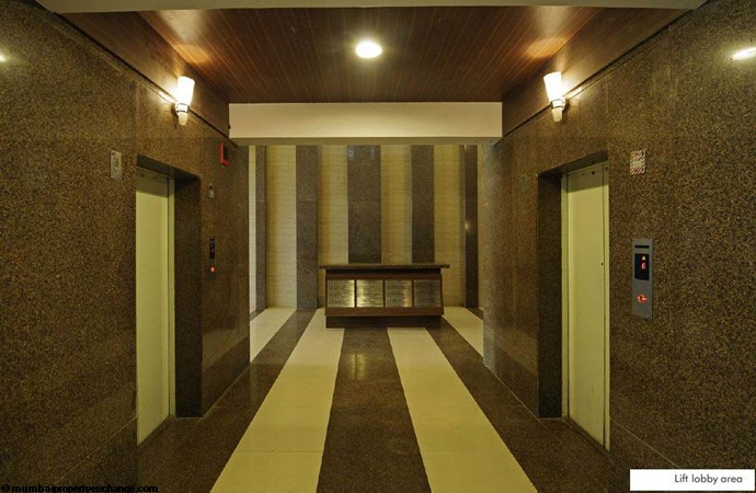 Srishti Lift Lobby Area