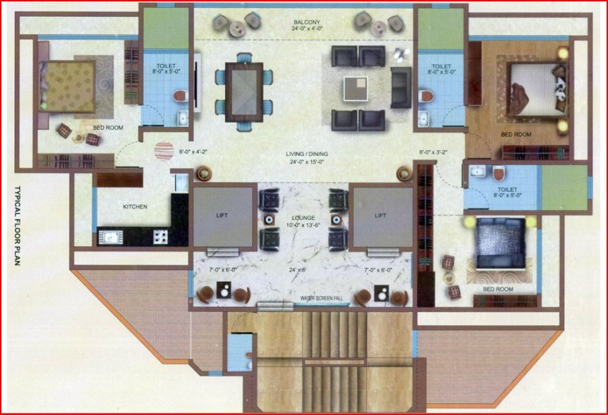 Shivraj Height Floor Plan III